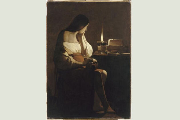 Madeleine à la veilleuse