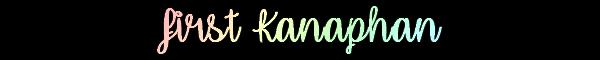 First Kanaphan
