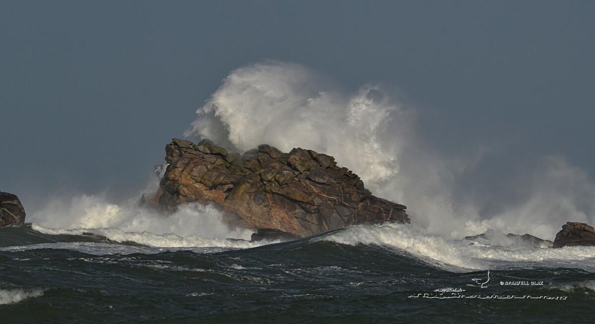 326 - Tempête en Bretagne