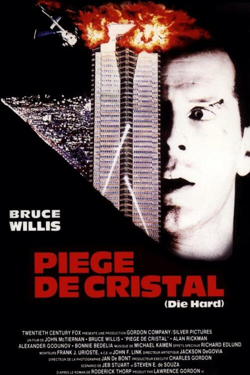 "Bonsoir a l'honneur : "" Die Hard 1 """