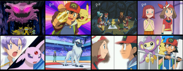 Pokémon saison 9 : Battle Frontier en streaming