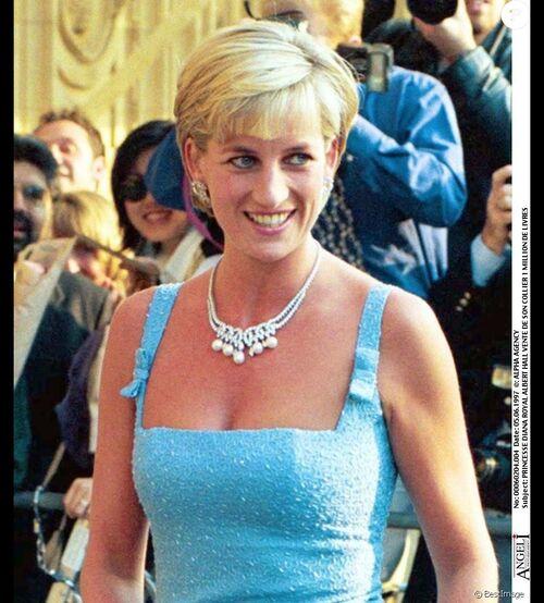Diana : 20 ans déjà....