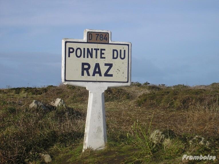Pointe du RAZ