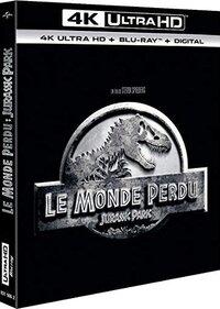 [Test 4K Ultra HD] Le Monde perdu : Jurassic Park