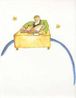 Autour du Petit Prince : d'autres astéroïdes visités