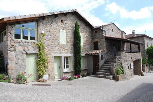 Une maison traditionnelle du haut Vivarais