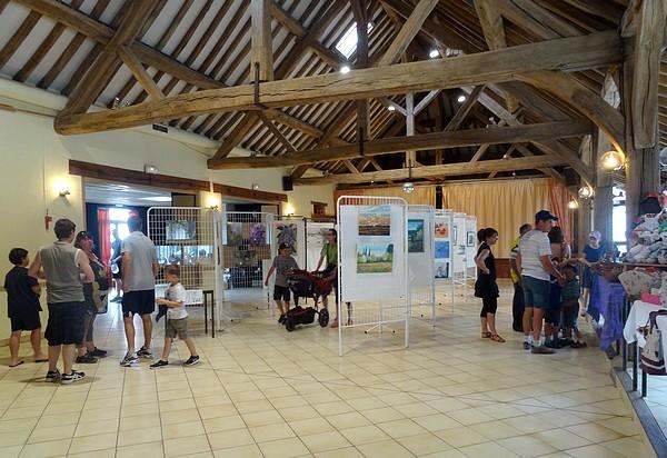 Une belle exposition à Minot pour le week-end prolongé du 15 août 2016....