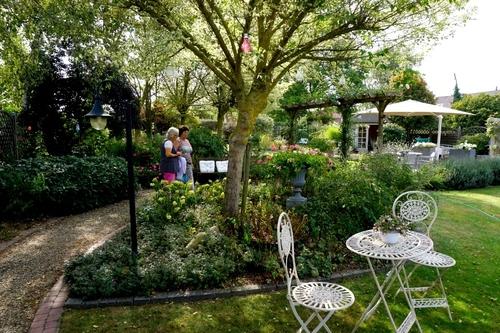 Le jardin de Delphine