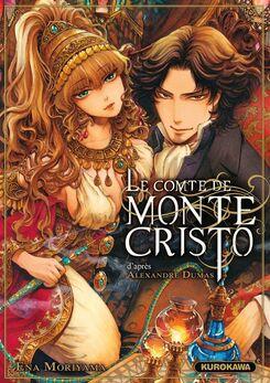 Le comte de Monte Cristo de Ena Moriyama