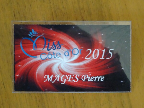 Election de Miss Côte d'or, des places encore disponibles...