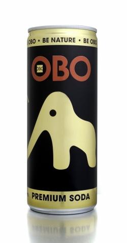OBO soda premium - Canette