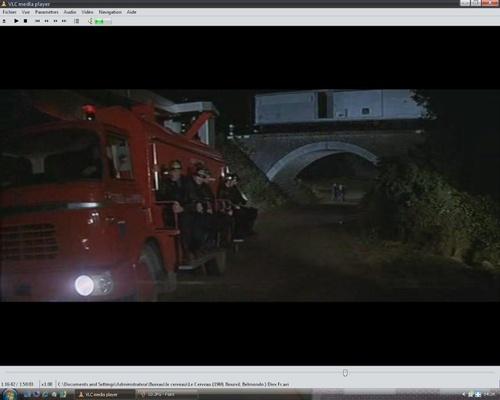 Les sapeurs-pompiers au cinéma!