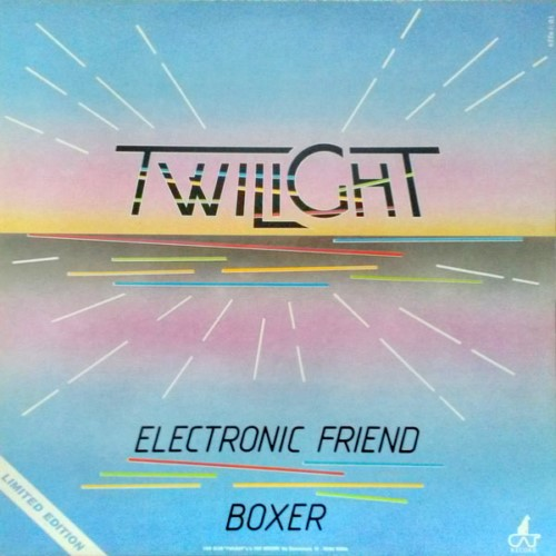Twilight - Electronic Friend (1983)