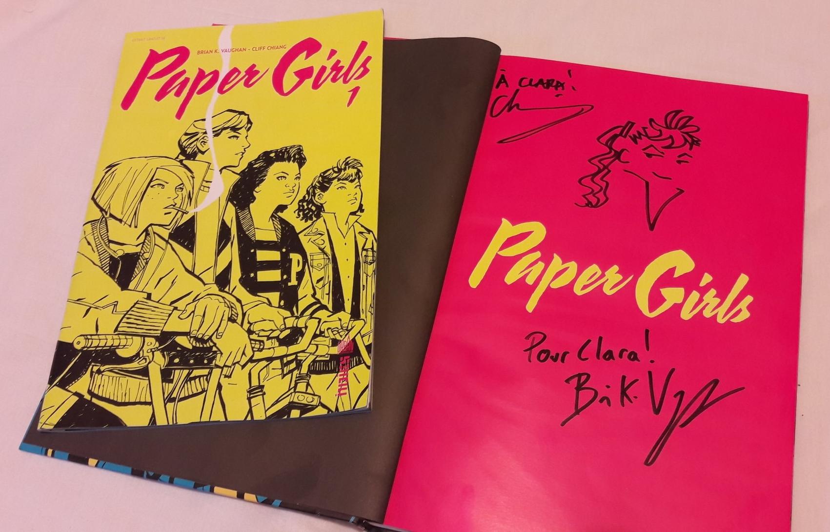 COMICS | Paper girls #1