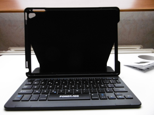 Poweradd Clavier Bluetooth pour iPad