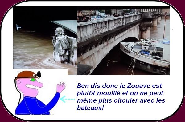Grèves, inondations, PSG, Bruno le Maire, etc...ce sont les infos du samedi
