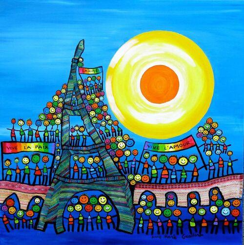 Les couleurs du bonheur  - mardi 1er décembre 15