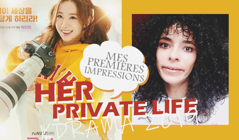 Her private life : Kdrama 2019