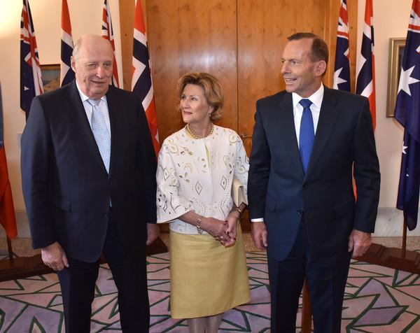 Chez le premier ministre