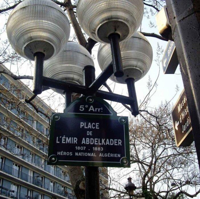 rendre hommage à ceux qui ont résisté aux conquêtes coloniales  L'historien Alain Ruscio lance un débat : une statue de l'émir Abdelkader à Paris
