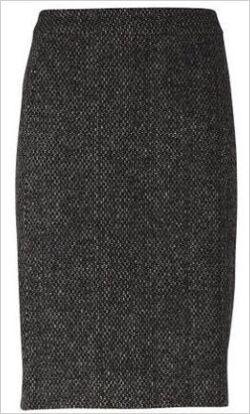 Pied-de-poule et tweed chez Monoprix