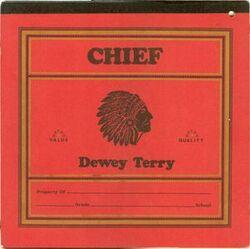 Dewey Terry - Chief - Complete LP