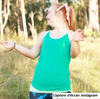 Madeline Stuart, la jeune trisomique de 18 ans a réalisé son rêve: elle devient mannequin!