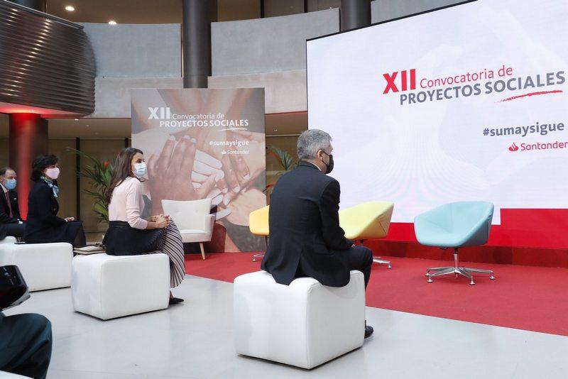 Proyectos Sociales del Banco Santander