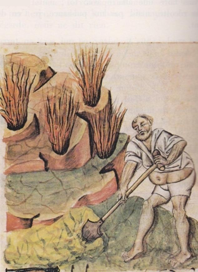 Le diable agriculteur (Roger Dévigne)