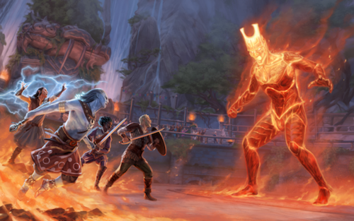 Update : Pillars of Eternity 2 : Deadfire en 2.1.0*