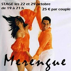 STAGE : MERENGUE