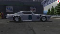 Pontiac Firebird Trans-Am de 1972