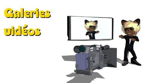Galeries Vidéos