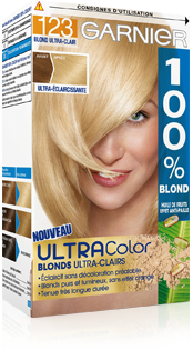 mes colorations avec garnier juste 1 mot sur - Belle Color Blond Cendr