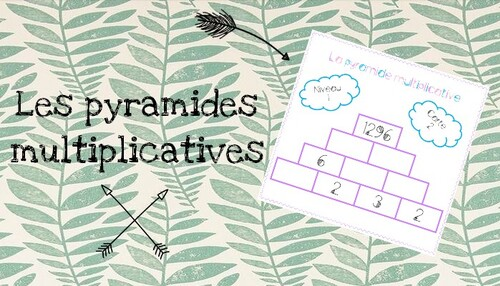 Les pyramides multiplicatives