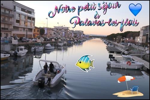 [LIFESTYLE] - Notre petit séjour à Palavas-les-flots