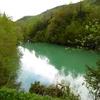 Au retour vers les Eaux-Bonnes, lac (barrage) d\'Iscoo