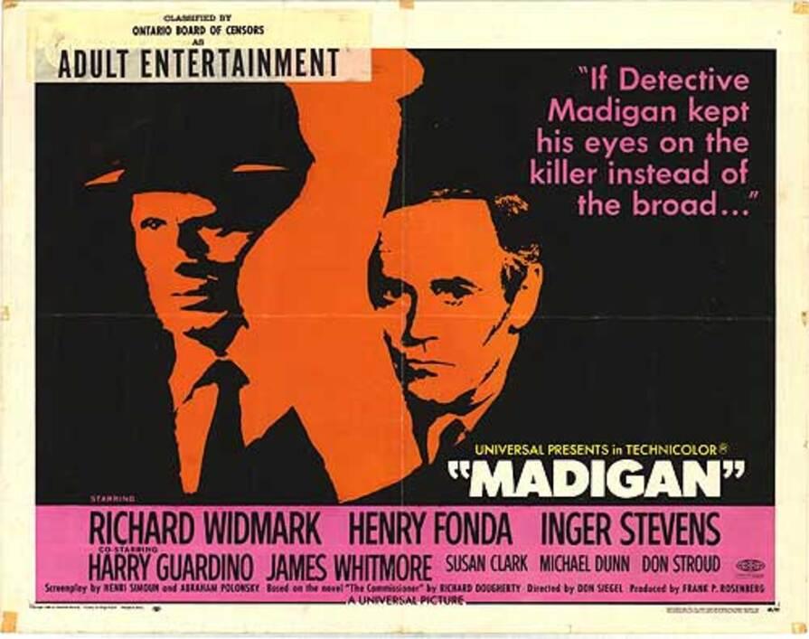 MADIGAN box office USA 1978