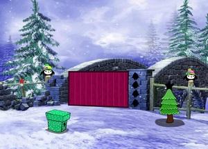 Jouer à Xmas gift house escape