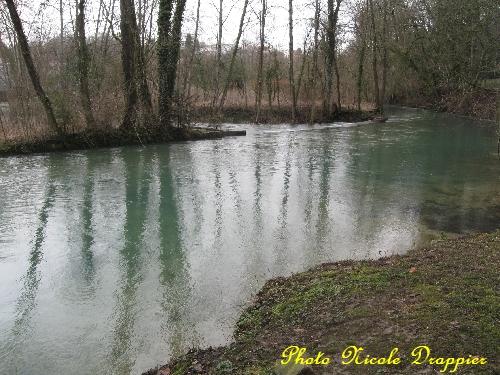 La Seine a bien failli déborder au début de février 2013...
