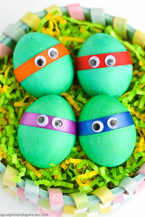 Friday Finds Link Party 3.27.15 | Cool easter eggs, Easter egg ...