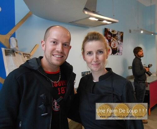 Ma rencontre avec Elisabeth Biscarrat (Gagnante Masterchef saison 2)