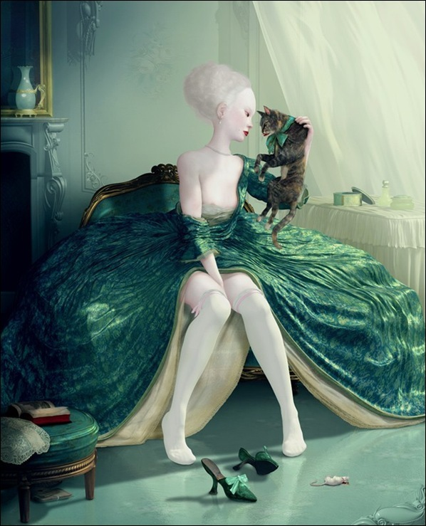 Ray Caesar, French Kiss
