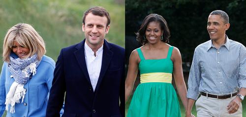 Macron l'Américain, un homme peu sûr de lui