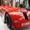 La Sunbeam 1000HP, surnommée Mystery car