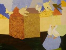 Composition Campagnarde Matisse Solange