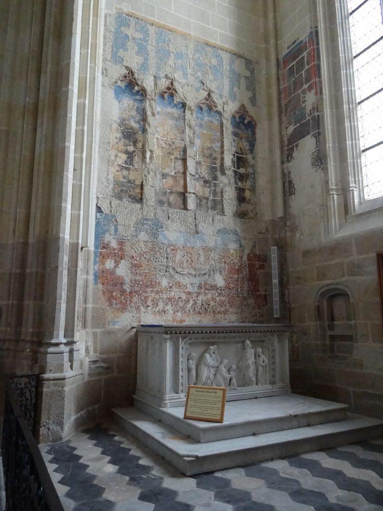 La cathédrale Saint-Pierre et Saint-Paul de Nantes - octobre 2012...