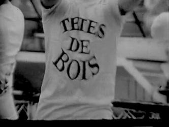 10 juin 1965 / TETES DE BOIS