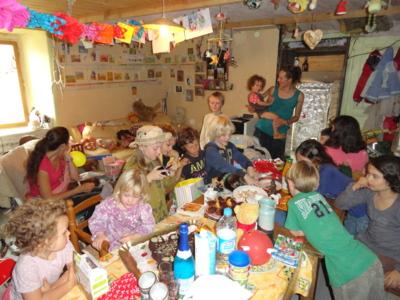 Blog de melimelodesptitsblanpain : Méli Mélo des p'tits Blanpain!, Une petite fête pour les 7 ans de Léo-Pol!