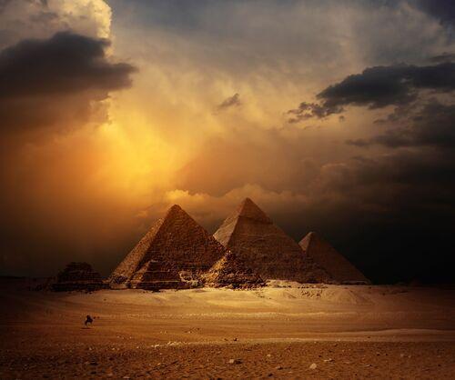 Les mystères de l' Égypte antique